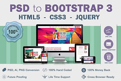 Psd To Bootstrap